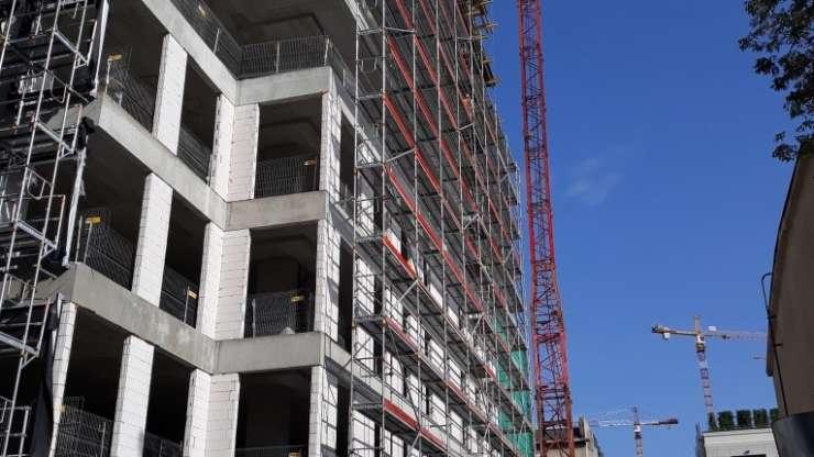 Sierpień 2018 – zdjęcia z budowy