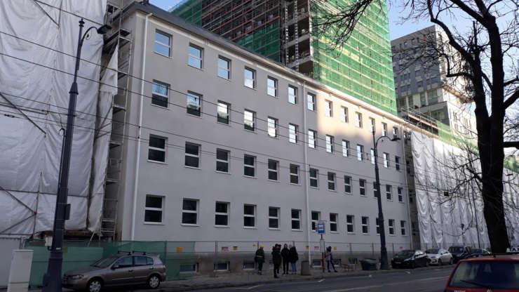 Grudzień 2018 – zdjęcia z budowy
